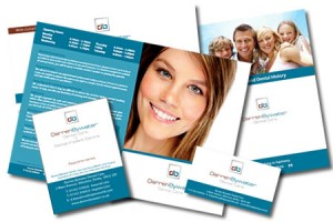 literature for dental practices