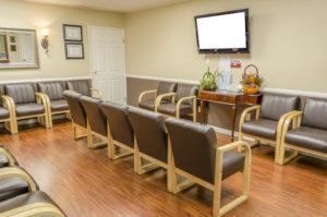 Video Presentation Dental Waiting Room