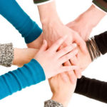 linking hands crm