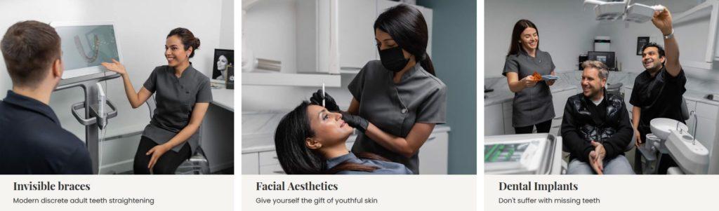 Dental website photograph example 2